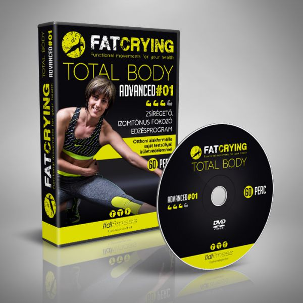 FATCRYING TOTAL BODY A01 (DVD) -