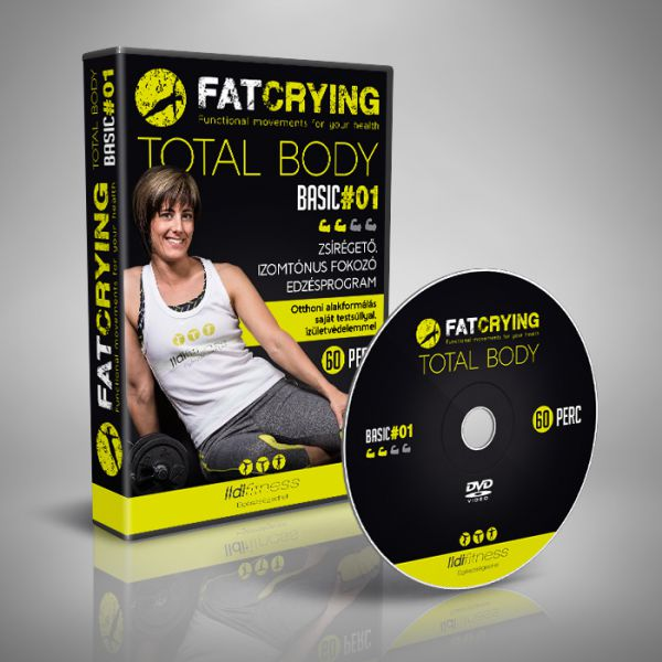 FATCRYING TOTAL BODY B01 (DVD) -